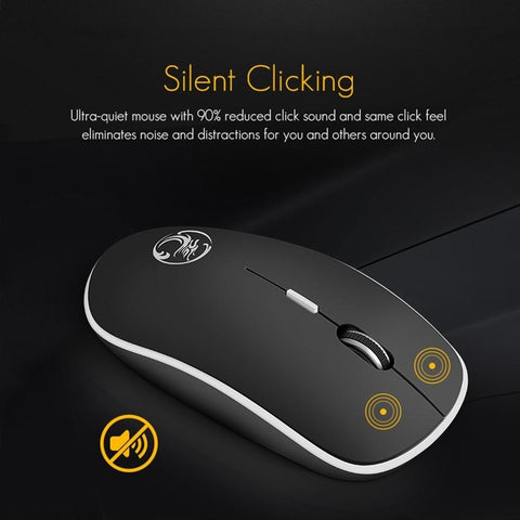 iMICE G-1600 Plus 2.4g Slim Silent Wireless Mouse