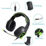 SADES SA818 Noise Cancelling Wired Gaming Headset (3.55mm) Connection