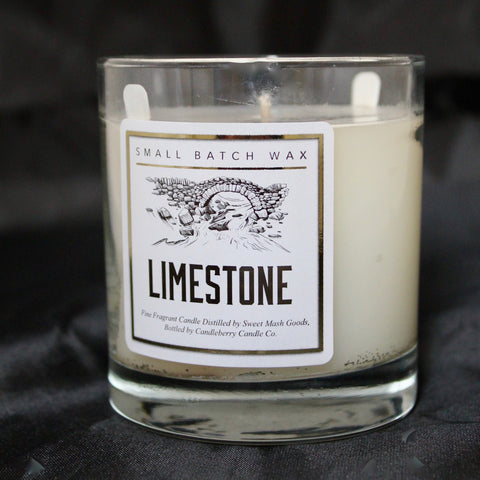 Small Batch Wax Candles