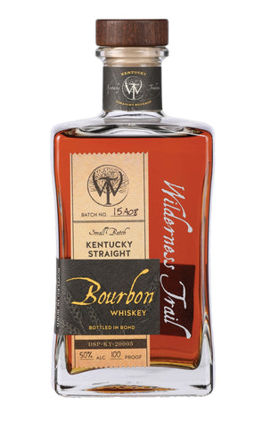 Small Batch Bottled in Bond Bourbon