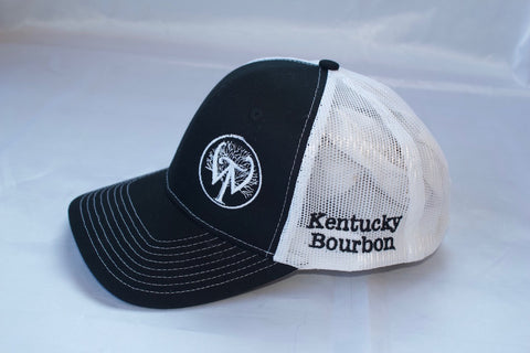 WT logo trucker hat