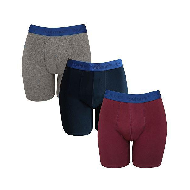 Men's Isotoner 3pc Boxer Briefs