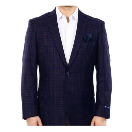 Men's 100% Wool Blazer