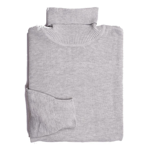 Men's Turtle Neck Sweater - DF