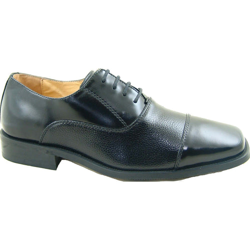 Men's Genuine Leather Dress NXT Shoes - Big Men