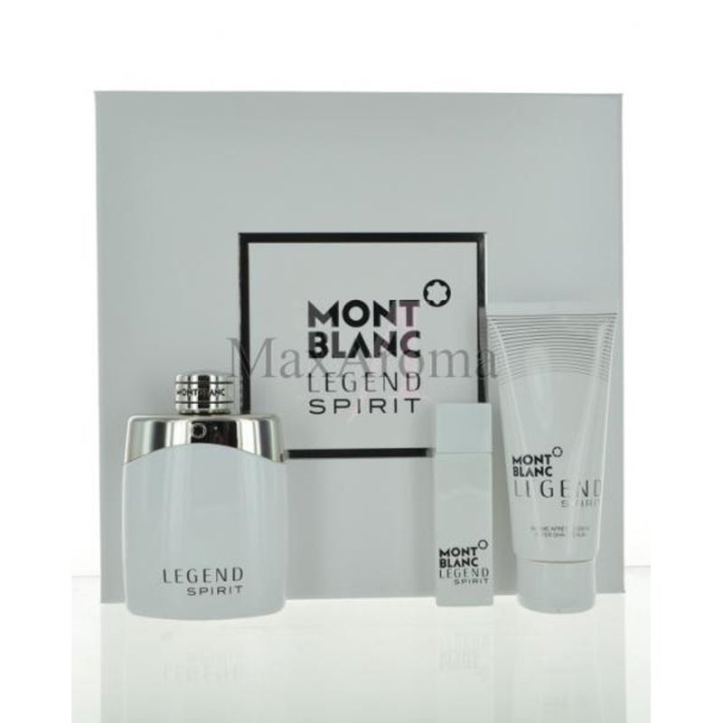 Mont Blanc Legend Spirit Gift Set - 3PC