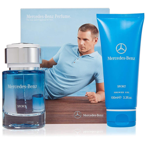 Mercedes Benz 2pc Gift Set
