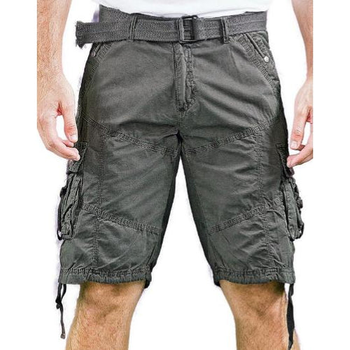 Men's Bespoke Cargo Shorts-DF