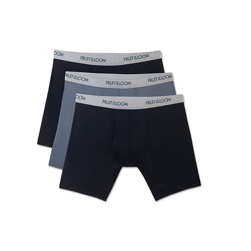Fruit of the Loom 3pk Boxer Briefs