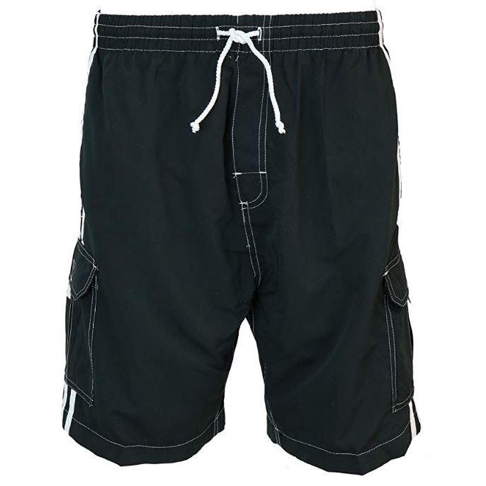 Men's Swim Trunks-DF