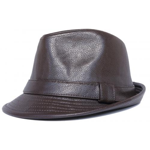Men's Fashion PU Fedora - Rico