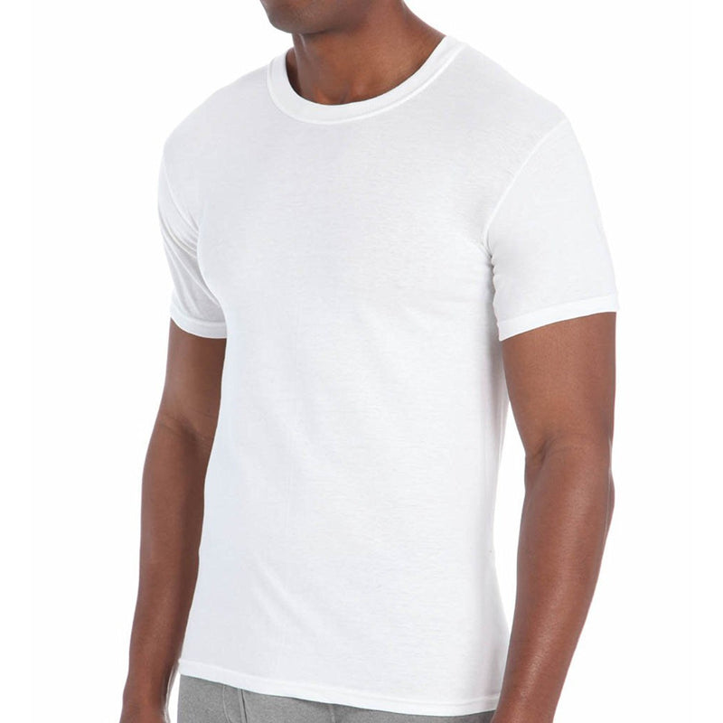 JK Men's White Crew - 3 Pk