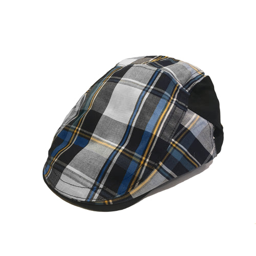 Men's Plaid Ivy Hat