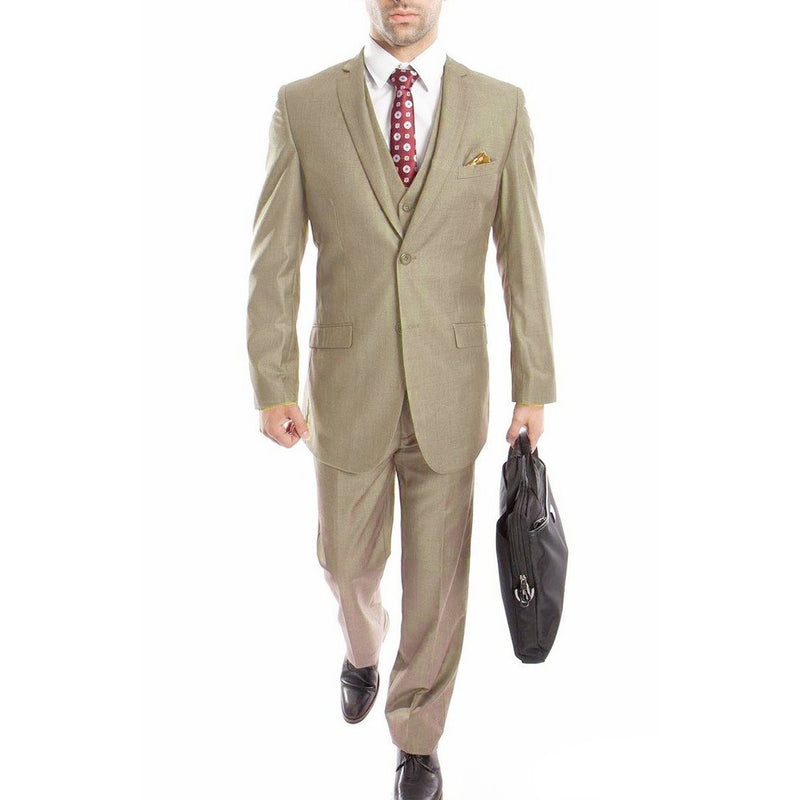 Men's 3pc Suit - Tazio-DF