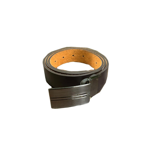 Men's Leather Brown Belt - MB5000