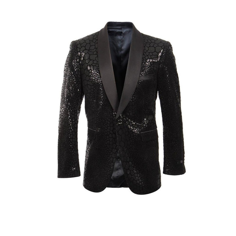 Men's Formal Blazer - Tazio