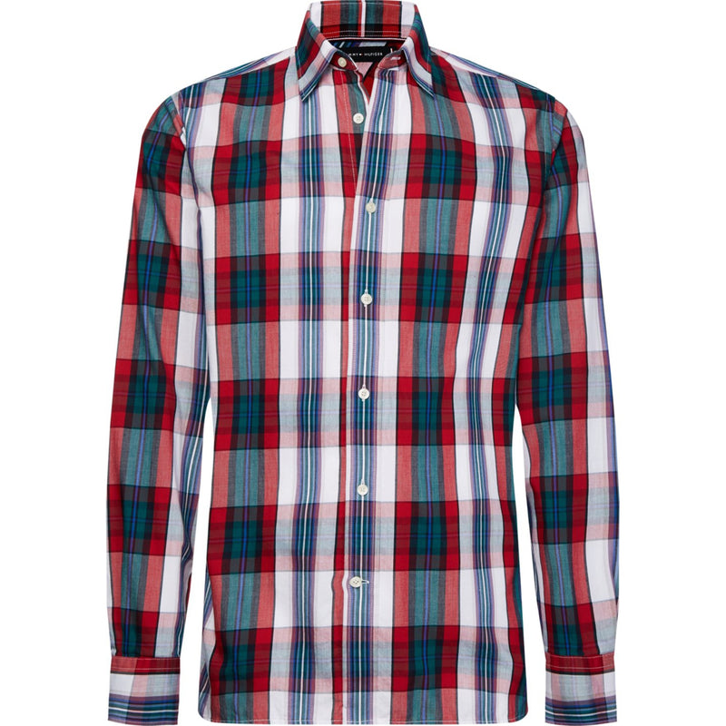 Tommy Hilfiger Large Shadow Check L/S Shirt