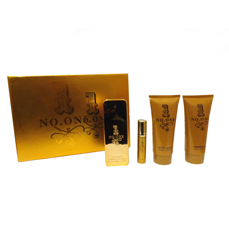 No One 3.4 4pc Gift Set