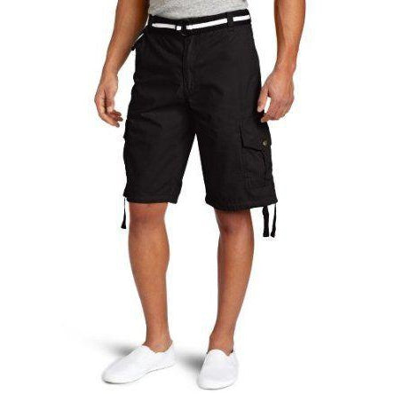Men's Basic Cargo Shorts-B&T