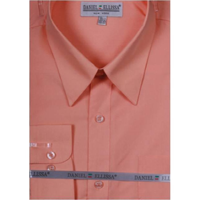 Men's Basic Dress Shirt - Daniel Elissa-DF