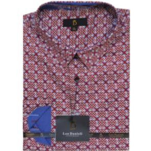 Men's 100% Cotton Fashion Shirt