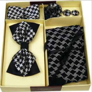 Men's 5pc Bow Tie Gift Set