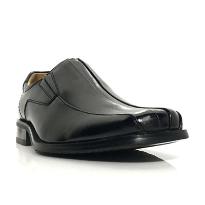 Men's Dress Leather Loafer-NXT-DF