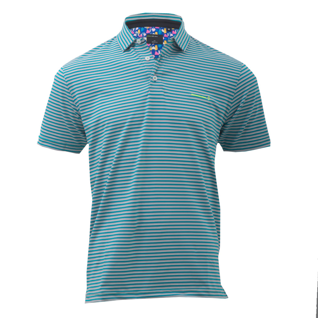 GREENSBORO  MEN'S GOLF T-SHIRT