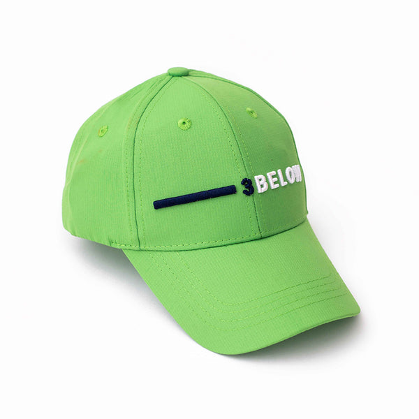 LIME KIDS GOLF CAP