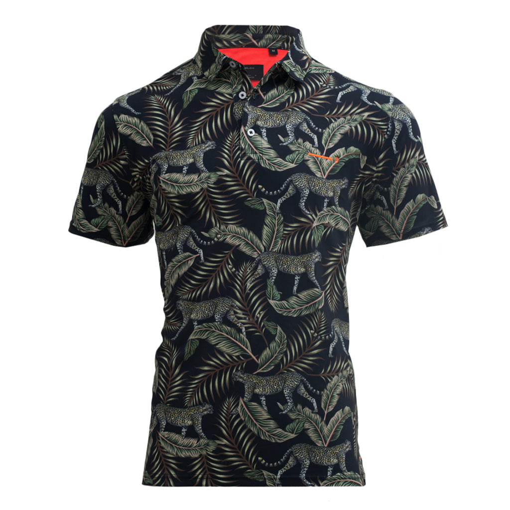 KALAHARI MEN'S GOLF T-SHIRT