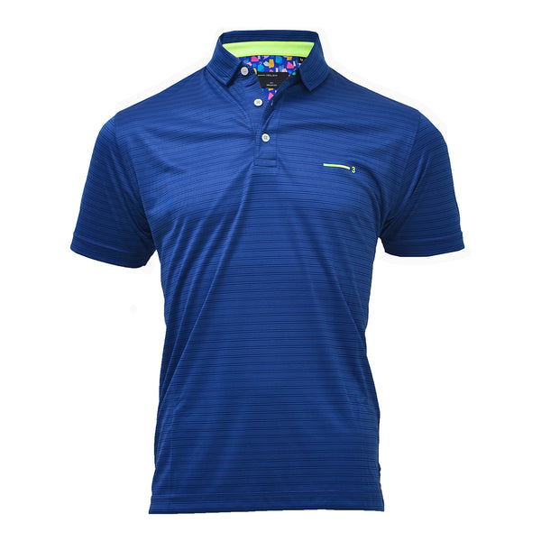 NIGHT WALKER MEN'S GOLF T-SHIRT