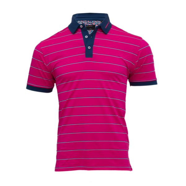 PALERMO MEN'S GOLF T SHIRT
