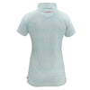 SEA FOAM II  WOMEN'S GOLF T-SHIRT