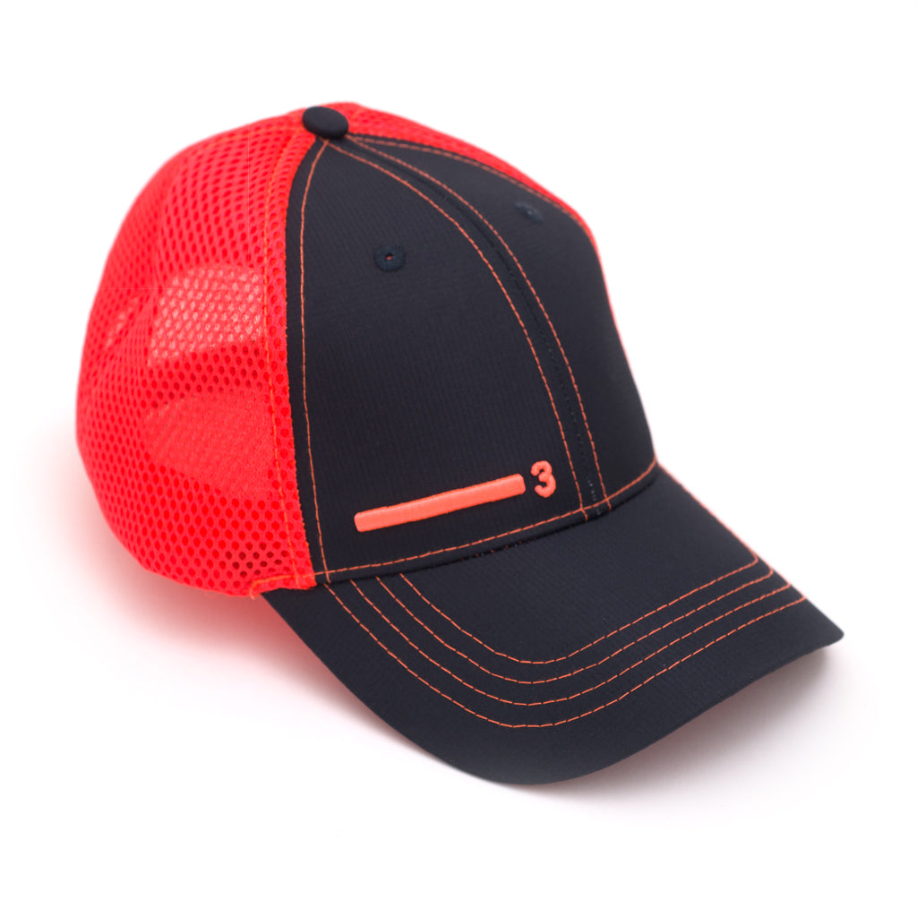 SMOKED SALMON GOLF CAP