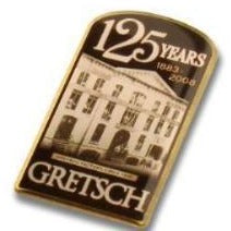 125th Anniversary Brooklyn Lapel Pin,  - Gretsch Gear