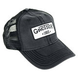 Gretsch 1883 Logo Patch Trucker Hat, Limited Edition, hat - Gretsch Gear