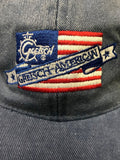 Gretsch American Denim Baseball Hat, (NOS),  - Gretsch Gear