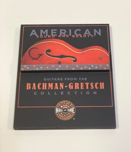 Bachman-Gretsch Collection Magnet,  - Gretsch Gear
