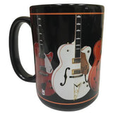 Bachman-Gretsch Collection Limited Edition 15oz Coffee Mug,  - Gretsch Gear