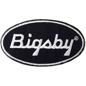 Patch, Bigsby Logo Embroidered,  - Gretsch Gear