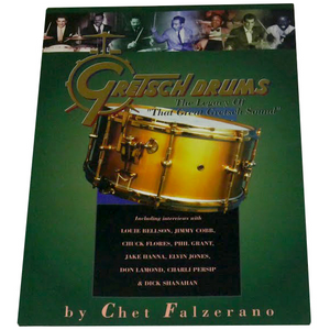"Book - ""Legacy of that Great Gretsch Sound"" by C. Falzerano - GretschGear"