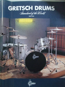 Gretsch Drum 115th Anniversary Catalog - GretschGear