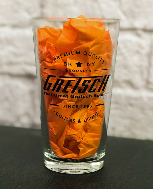 Gretsch Pint Glass,  - Gretsch Gear