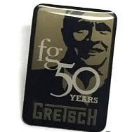 Fred Gretsch 50th Anniversary Lapel Pin,  - Gretsch Gear