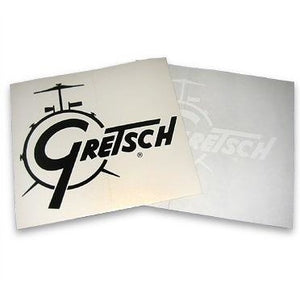 Sticker - Gretsch Drum Logo,  - Gretsch Gear
