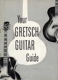Gretsch Guitar Guide 1949 Re-Print Catalog - GretschGear