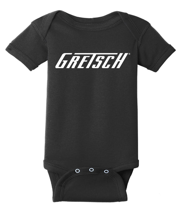 NEW!! Gretsch Onesie (Black),  - Gretsch Gear