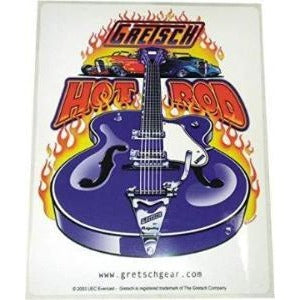 Sticker - Gretsch Hot Rod,  - Gretsch Gear