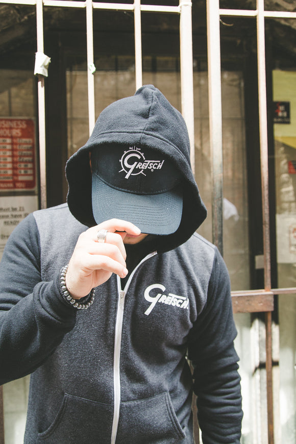 Hoodie, Gretsch Full Zip Fleece