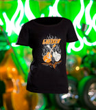 Gretsch Ladies Dual Guitar T-Shirt - GretschGear